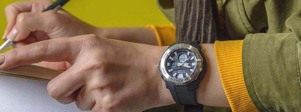 ساعت مچی عقربه ای دیزاینر مدل D-Z7005 3