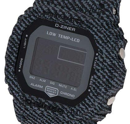 ساعت مچی دیجیتال دیزاینر مدل D-Z7047 3