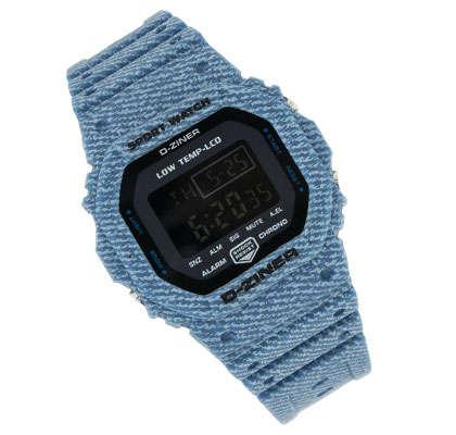 ساعت مچی دیجیتال دیزاینر مدل D-Z7030 2