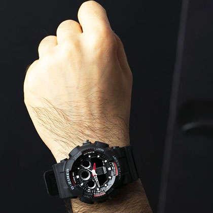 ساعت مچی عقربه ای مردانه دیزاینر مدل D-Z7003 3