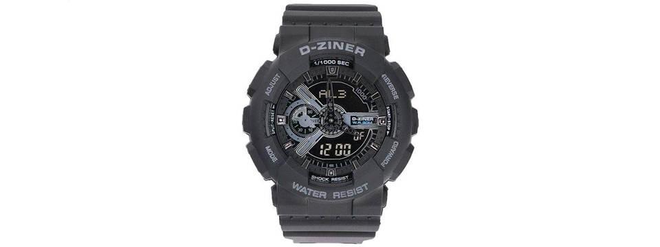 ساعت مچی عقربه ای مردانه دیزاینر مدل D-Z7014 2