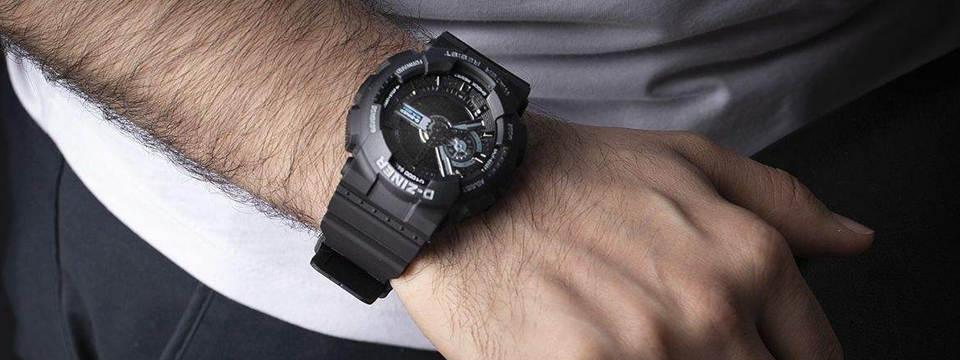 ساعت مچی عقربه ای مردانه دیزاینر مدل D-Z7014 4