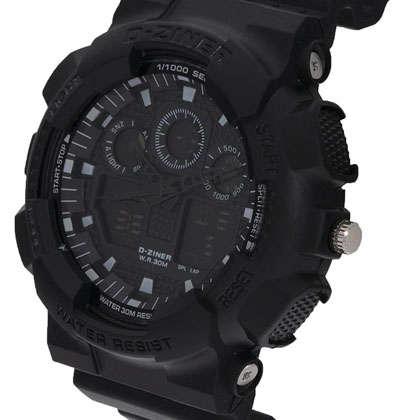 ساعت مچی عقربه ای مردانه دیزاینر مدل D-Z7050 3