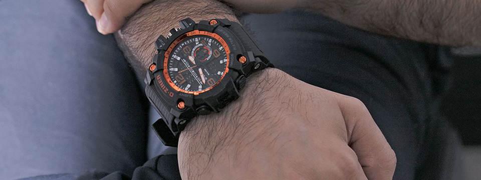 ساعت مچی عقربه ای مردانه دیزاینر مدل D-Z7013 3