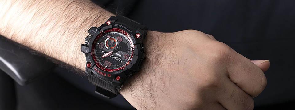 ساعت مچی عقربه ای مردانه دیزاینر مدل D-Z7011 3