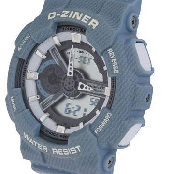 خرید ساعت مچی عقربه ای مردانه دیزاینر مدل D-Z7018