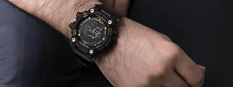 ساعت مچی دیجیتال مردانه دیزاینر مدل D-Z7057 3