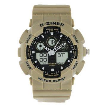 خرید ساعت مچی عقربه ای مردانه دیزاینر مدل D-Z7052