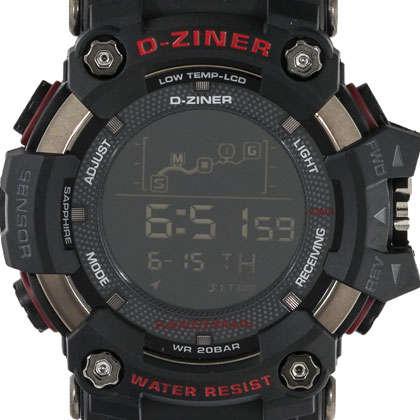 ساعت مچی دیجیتال مردانه دیزاینر مدل D-Z7042 2