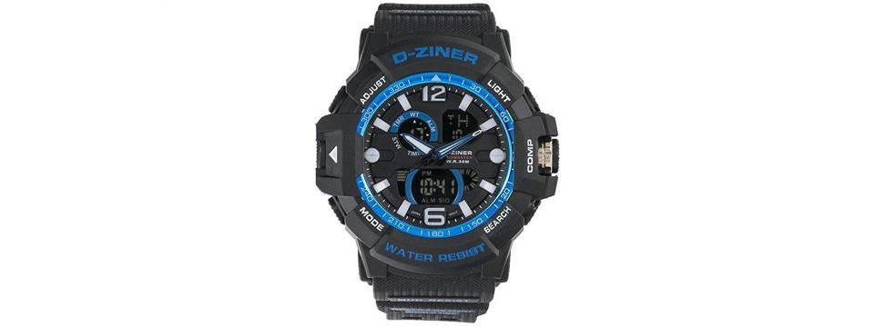 ساعت مچی عقربه ای مردانه دیزاینر مدل D-Z7056 2