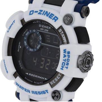 ساعت مچی دیجیتال مردانه دیزاینر مدل D-Z7035 2