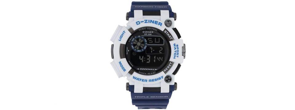 ساعت مچی دیجیتال مردانه دیزاینر مدل D-Z7035 4