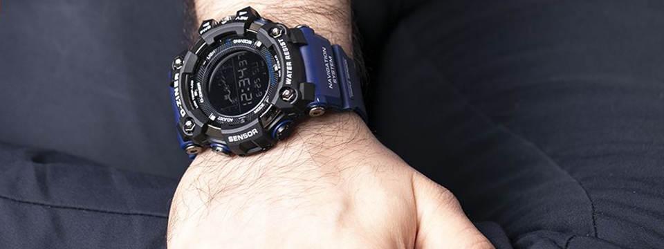 ساعت مچی دیجیتال مردانه دیزاینر مدل D-Z7036 3