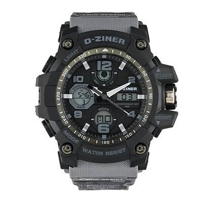 ساعت مچی عقربه ای مردانه دیزاینر مدل D-Z7007 2